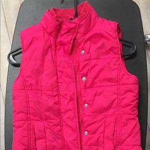 a7b24b9c7 Roots Kids Pink Vest Size Lg 9-10 yrs old